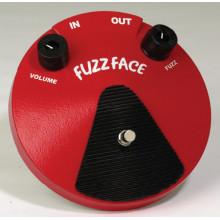 Гитарная педаль Dunlop JD-F2 Fuzz Face Distortion