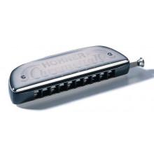 Губная гармошка Hohner Chrometta 10
