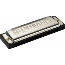 Губная гармошка Hohner Blues Band C