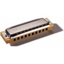 Губная гармошка Hohner Blues Harp D