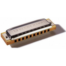 Губная гармошка Hohner Blues Harp F