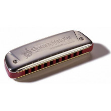 Губная гармошка Hohner Golden Melody E