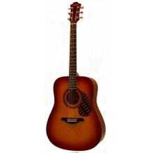 Акустическая гитара Hohner HW220 SB