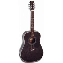 Акустическая гитара Hohner HW420 TBK