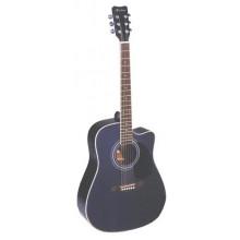 Электроакустическая гитара Hohner НW440