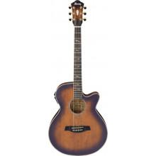 Электроакустическая гитара Ibanez AEG40II OAB
