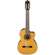 Класическая гитара с пьезозвукоснимателем Ibanez GA6CE AM