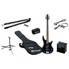 Бас-гитарный набор Ibanez IJSR190 BK