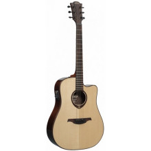 Электроакустическая гитара Lag Tramontane T-400DCE