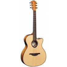 Электроакустическая гитара Lag Tramontane T-66ACE