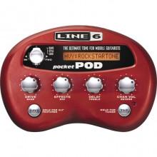 Процессор эффектов Line6 Pocket Pod