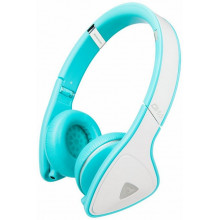 Наушники Monster DNA Neon On-Ear Headphones (White Over Teal)
