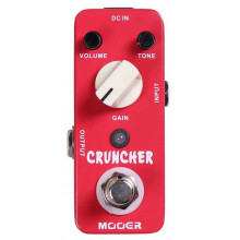 Гитарная педаль Mooer Cruncher