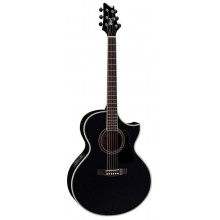 Электроакустическая гитара Cort NDX20 BK