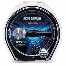 Вокальный микрофон Shure PG58 XLRB