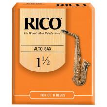 Трости для альт саксофона Rico RJA1015
