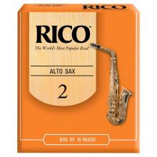 Трости для альт саксофона Rico RJA1020