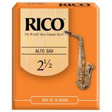 Трости для альт саксофона Rico RJA1025