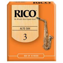 Трости для альт саксофона Rico RJA1030