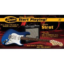 Гитарный набор Squier Affinity Strat HSS