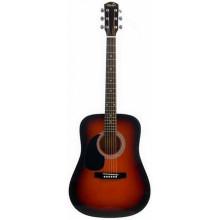 Акустическая гитара Squier SA-105 SB