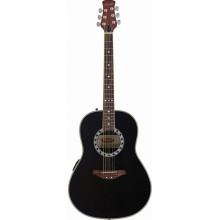 Электроакустическая гитара Stagg A1006 BK