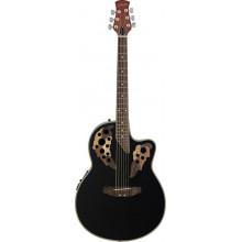 Электроакустическая гитара Stagg A2006 BK