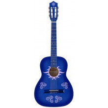 Классическая гитара Stagg C505B Sky