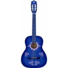 Классическая гитара Stagg C510B Sky