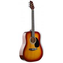 Акустическая гитара Stagg SW201 CS