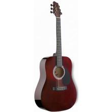 Акустическая гитара Stagg SW203 TR