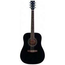 Акустическая гитара Stagg SW205 BK