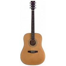 Акустическая гитара Stagg SW205 N