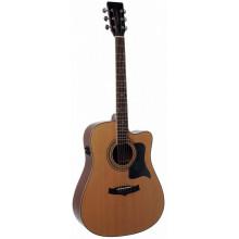 Электроакустическая гитара Tanglewood TW115 AS CE