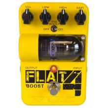 Гитарная педаль Vox Flat 4 Boost TG1FL4BT