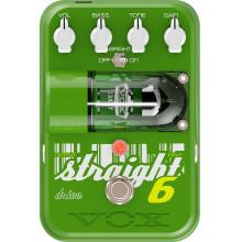 Гитарная педаль Vox Straight 6 Drive TG1ST6OD