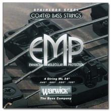 Струны для бас-гитары Warwick 38210 EMP ML4