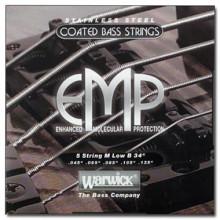 Струны для бас-гитары Warwick 38301 EMP M5B