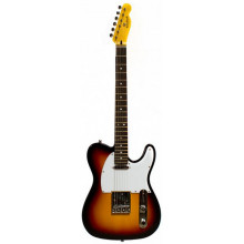 Электрогитара Woodstock Deluxe Alder Tele 3 Color Sunburst