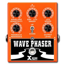Гитарная педаль XVive W1 Wave Phaser