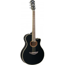 Электроакустическая гитара Yamaha APX700 II BLK