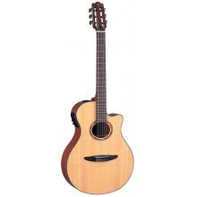Классическая гитара с пъезозвукоснимателем Yamaha NTX700 NT