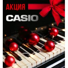 Праздничные цены на Casio