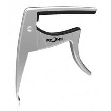 Каподастр для укулеле Fzone FC82 Silver