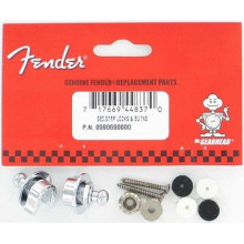 Замки для ремня Fender Security Strap Locks And Buttons
