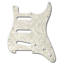 Пикгард Fender Strat White Pearl