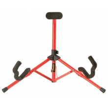 Гитарная стойка Fender Tubular Mini Stand Red