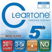 Струна для 5-струнной бас-гитары Cleartone 64-130