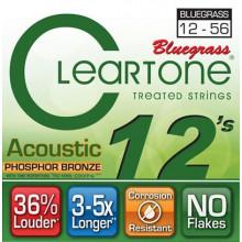 Струны для акустической гитары Cleartone 7423