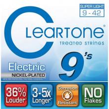 Струны для электрогитары Cleartone 9409